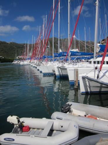 BT Wickhams Cay ll, Tortola