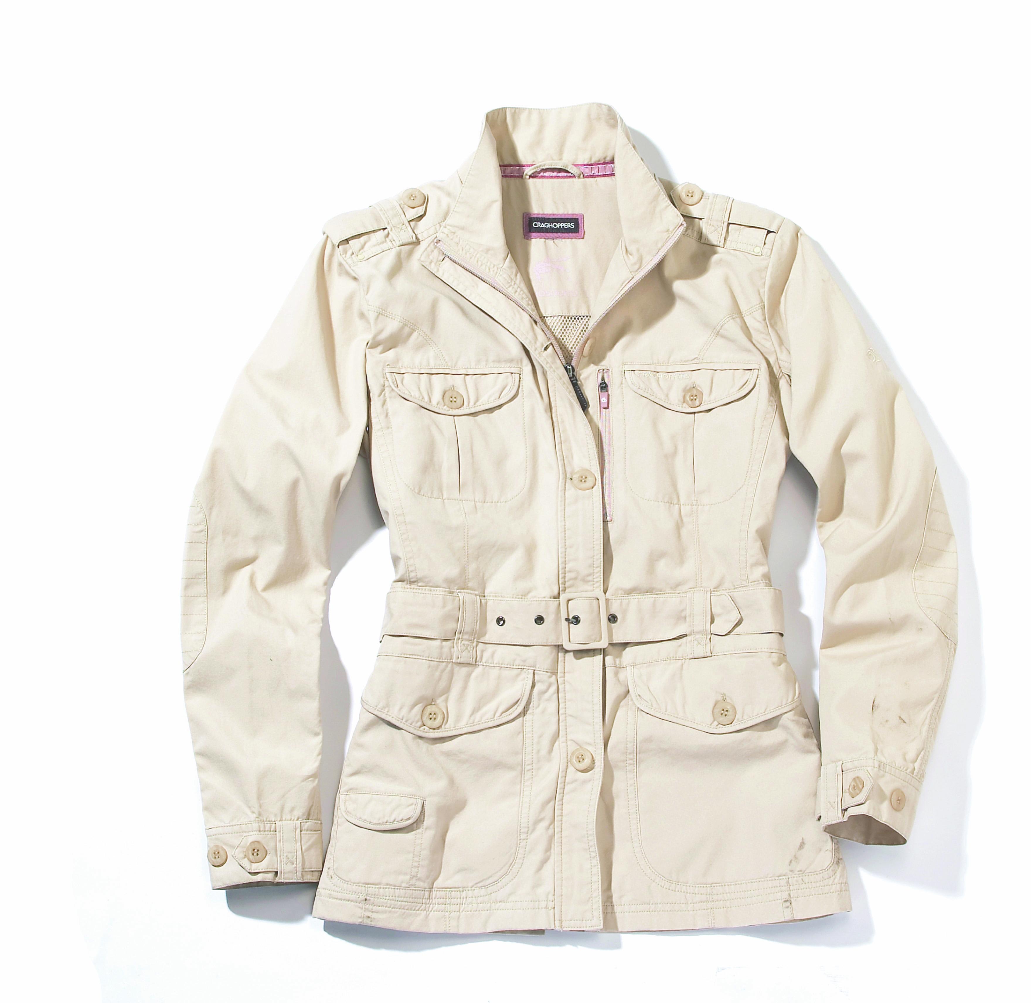 craghopper safari jacket