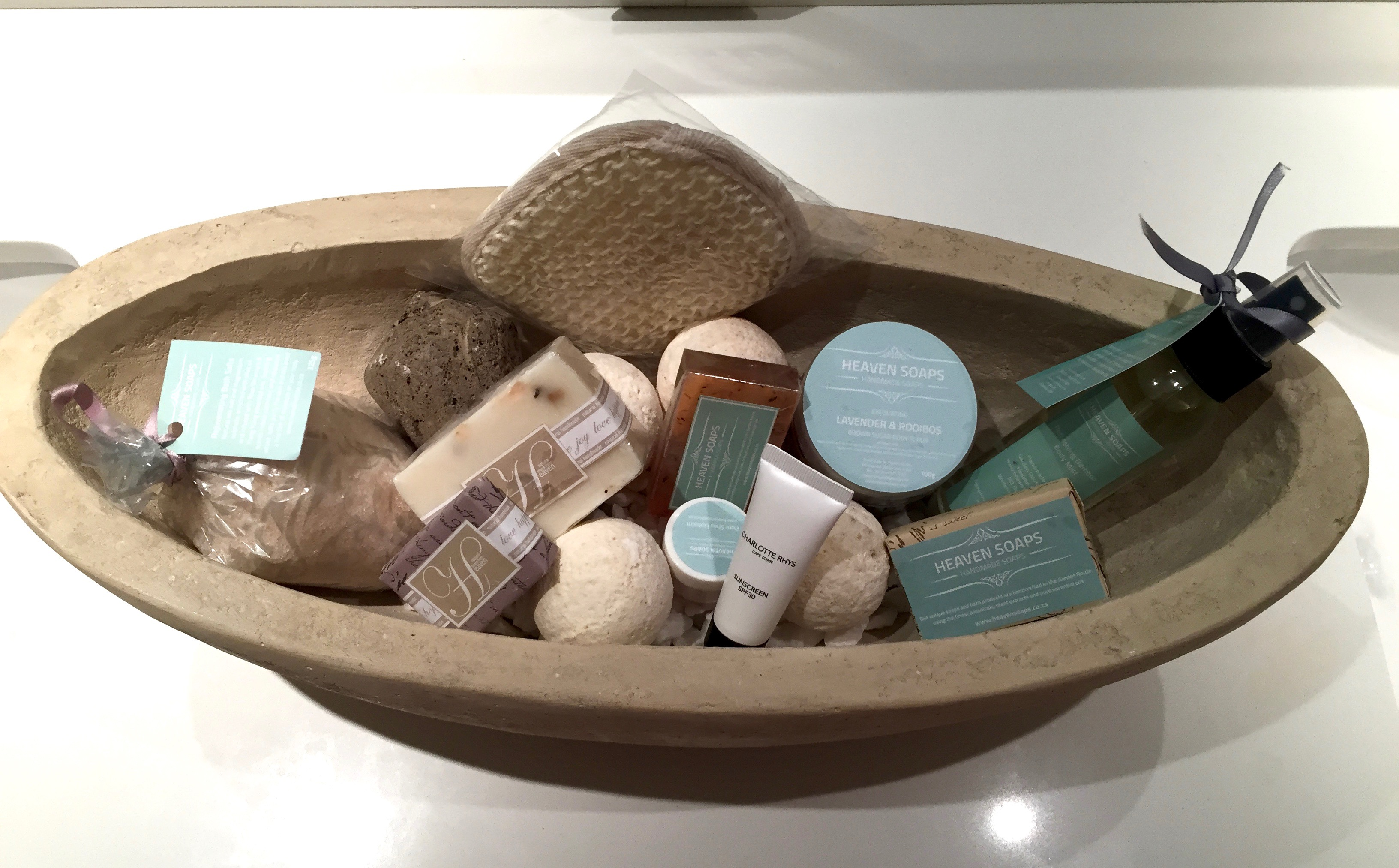 Luxury hotel toiletries or amenities – do they matter?