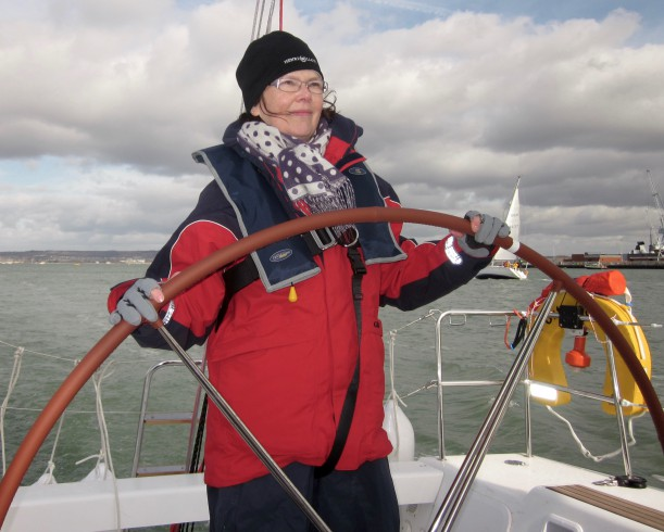 Olivia on the Solent
