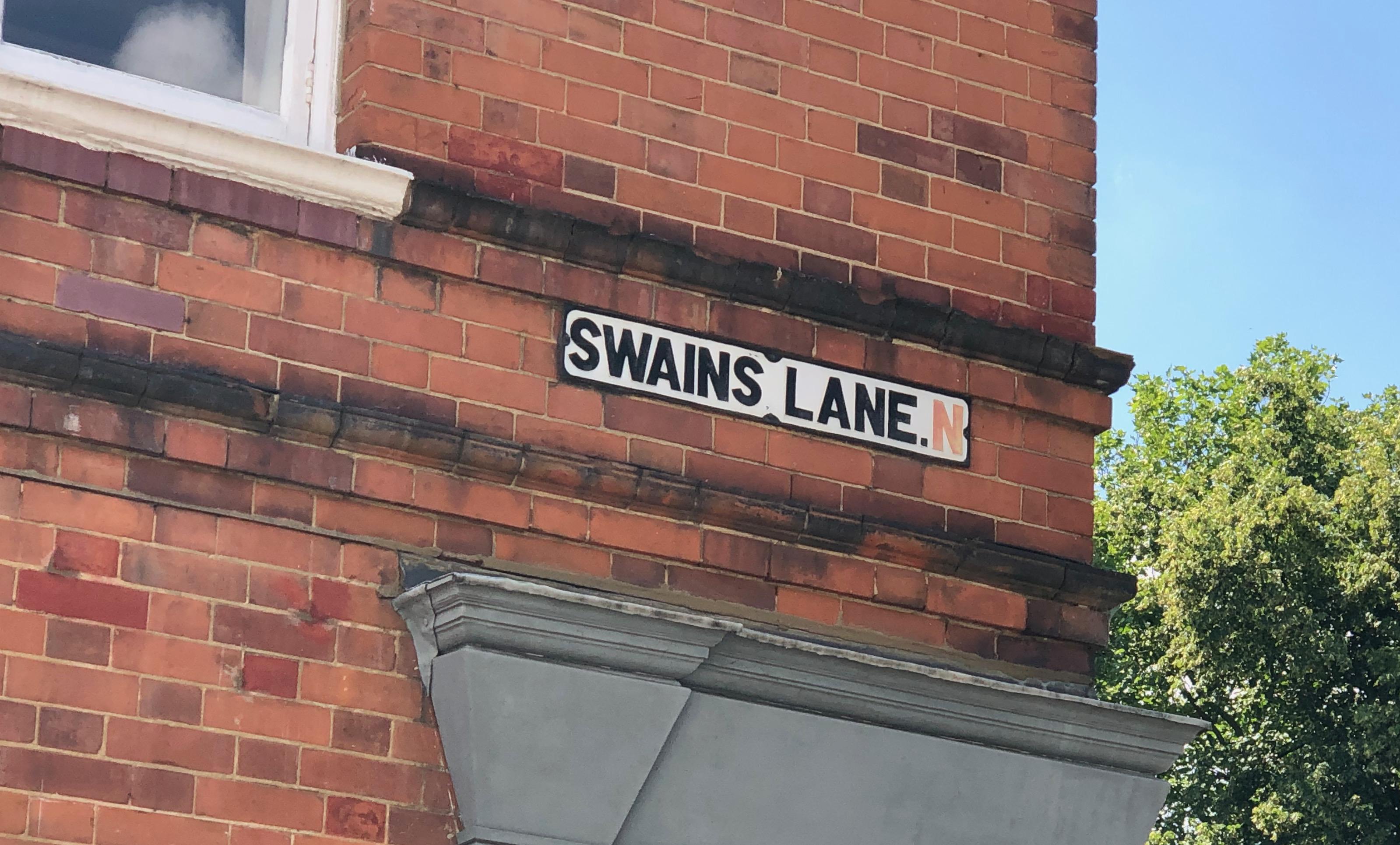swains Lane