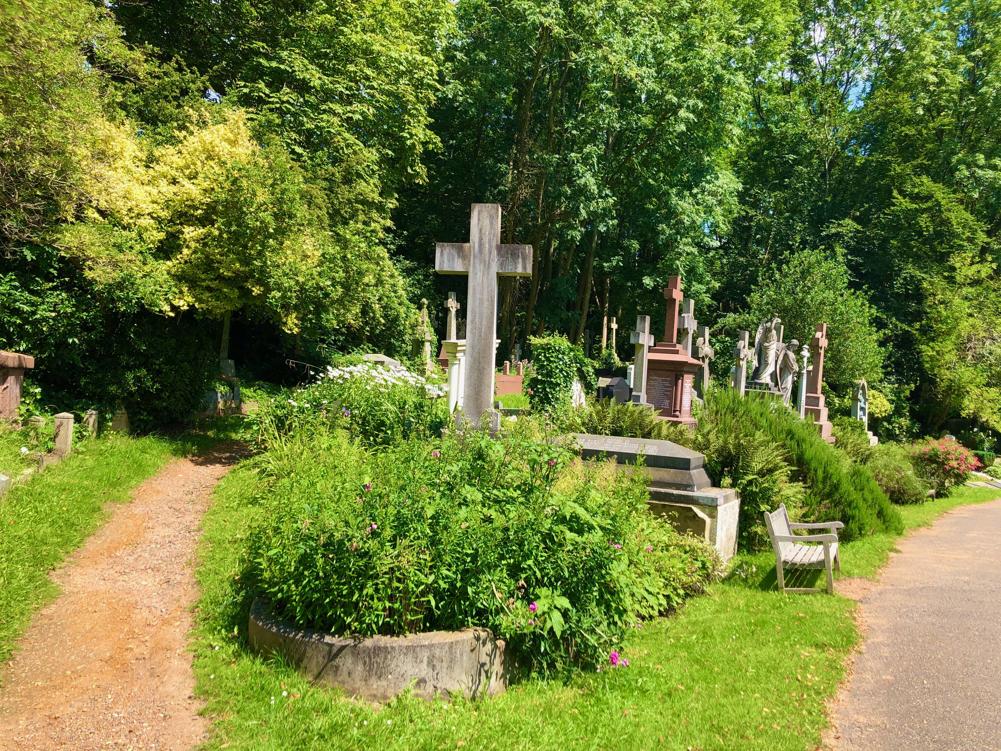 cemetery highgate