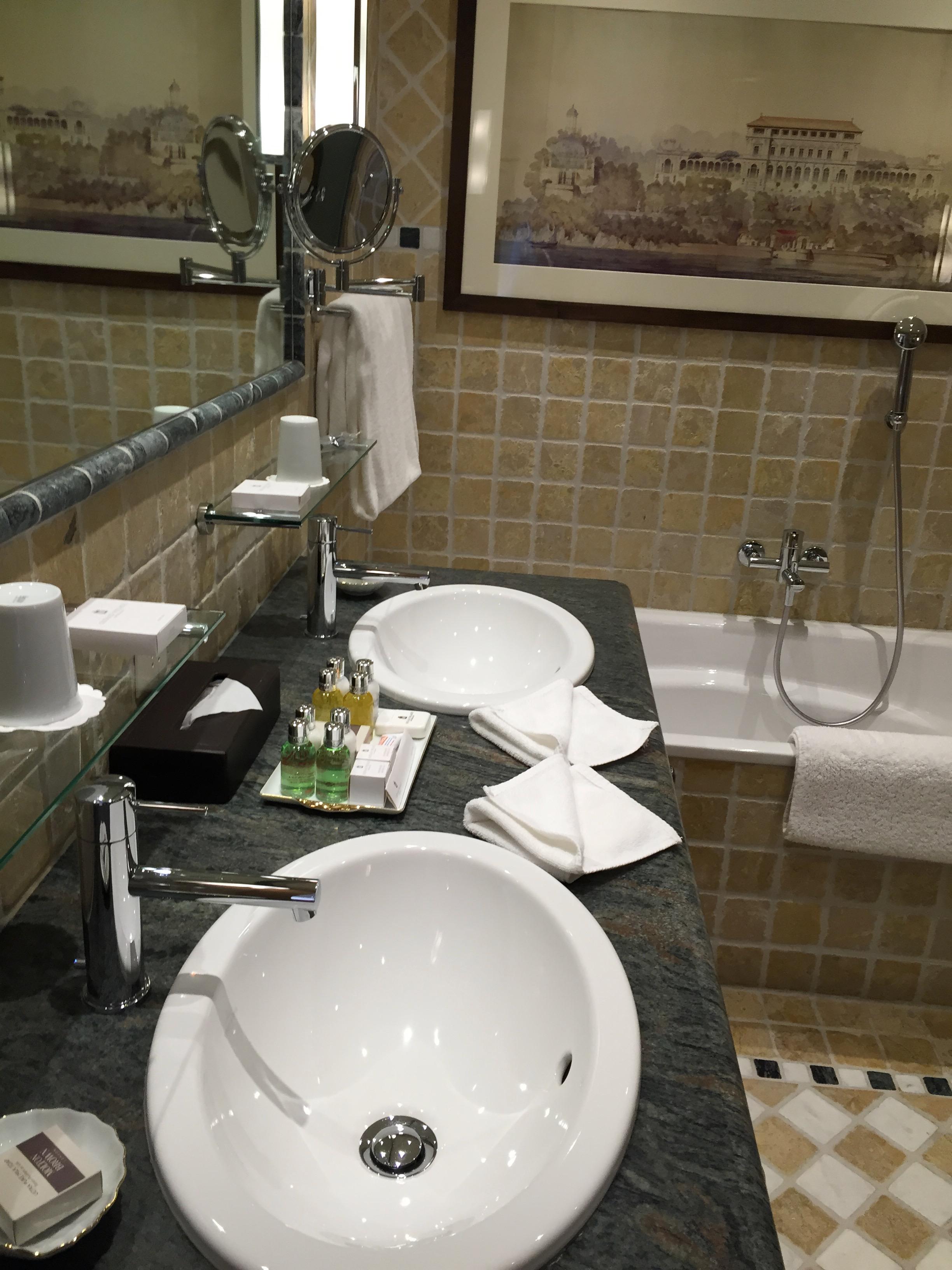 gstaad palace hotel bathroom