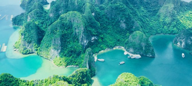 Halong Bay – a very special part of Vietnam