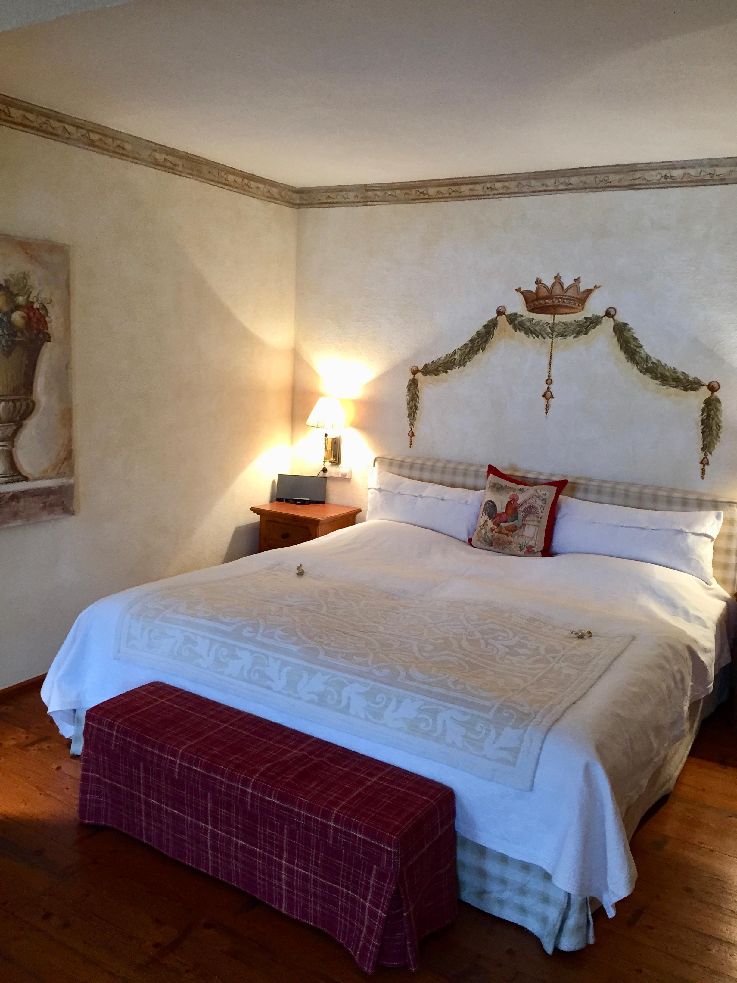 achenkirk, austria hotel room