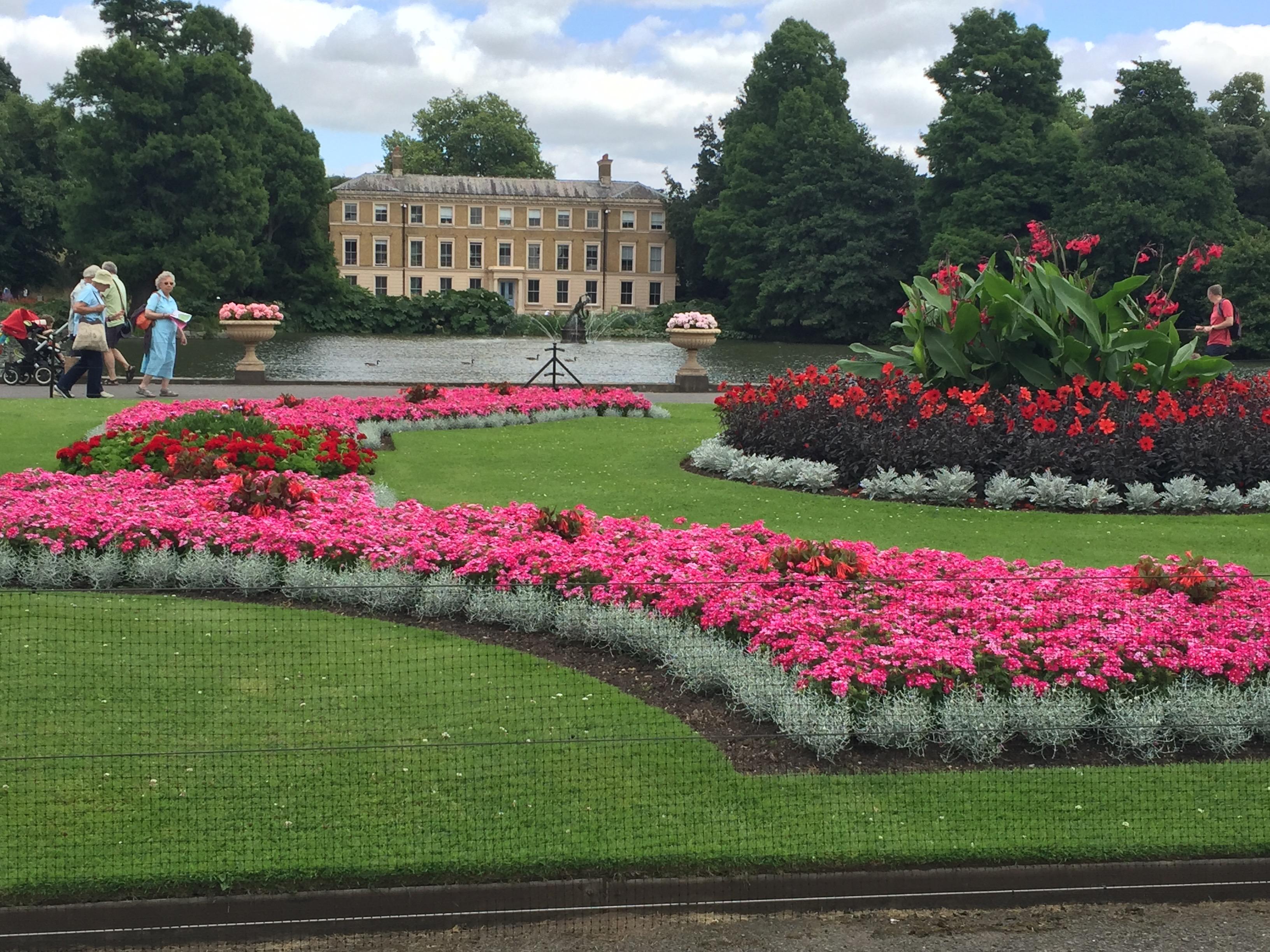 A visit to Kew Gardens