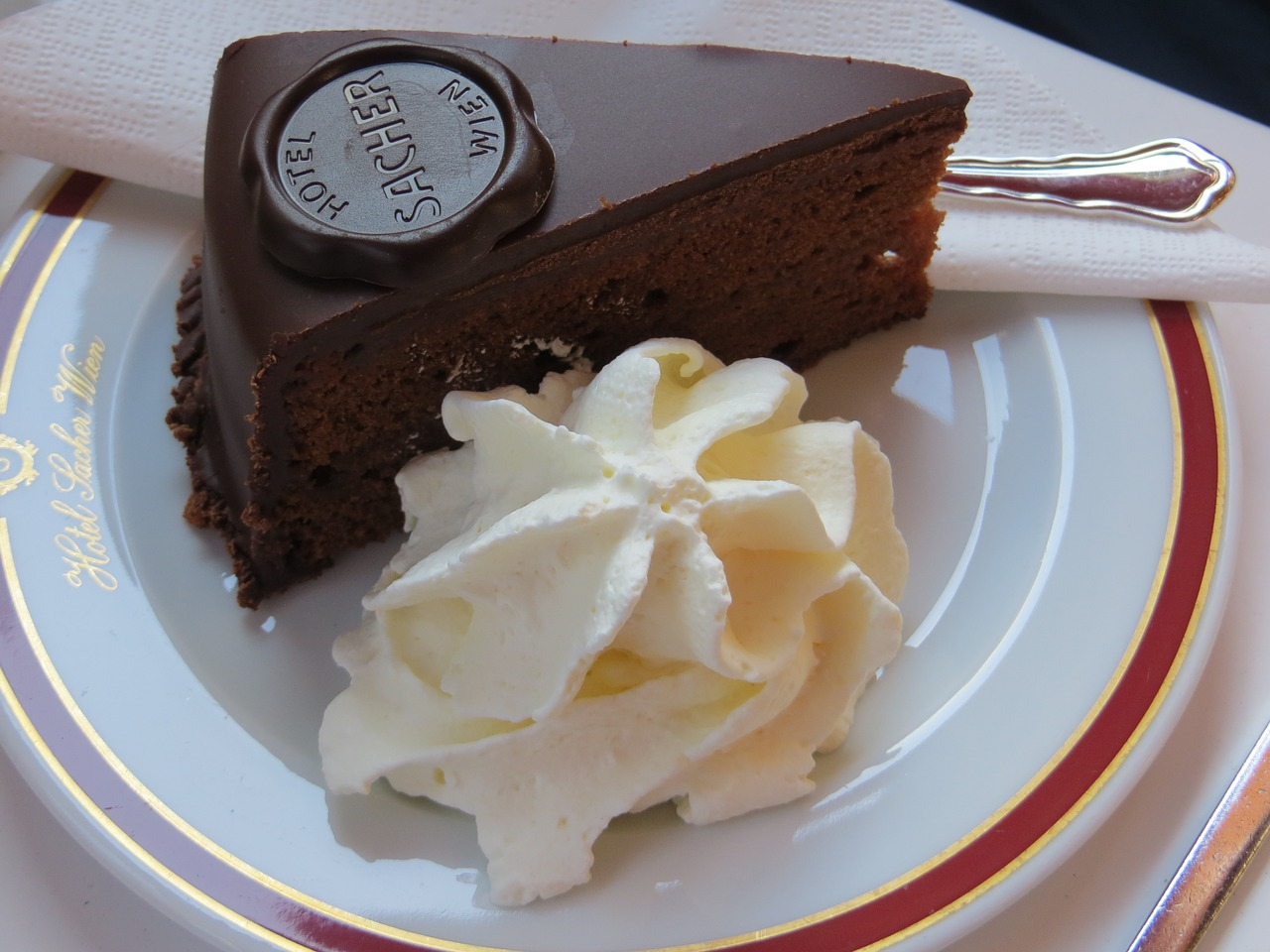 Hotel Sacher, Vienna – and a slice of cake